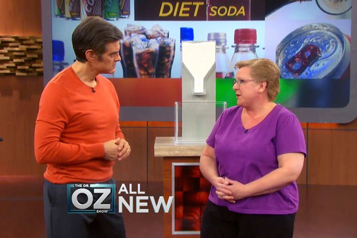 Is Diet Soda Ruining Your Metabolism? a must see episode on Dr. Oz.. Diet Soda Is Destroying Your Metabolism Dr. Oz reveals the disturbing new reason why you should ditch diet soda - it's making you fat. He takes a closer look at how artificial sweeteners are now linked with weight gain and other diseases.