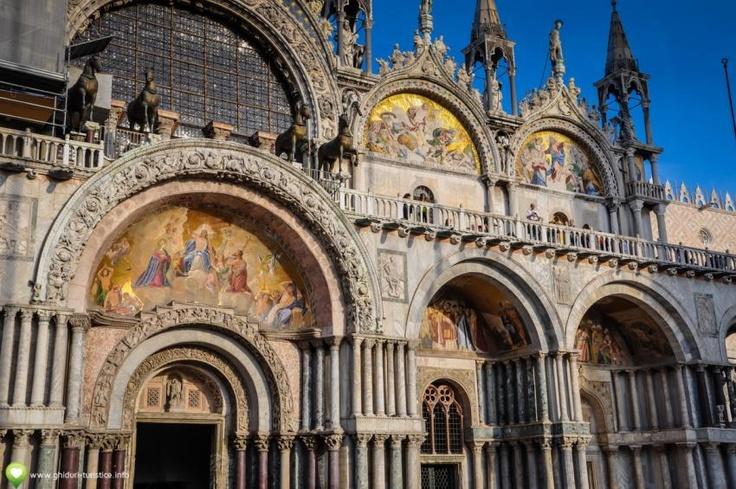 Basilica di San Marco, Venetia