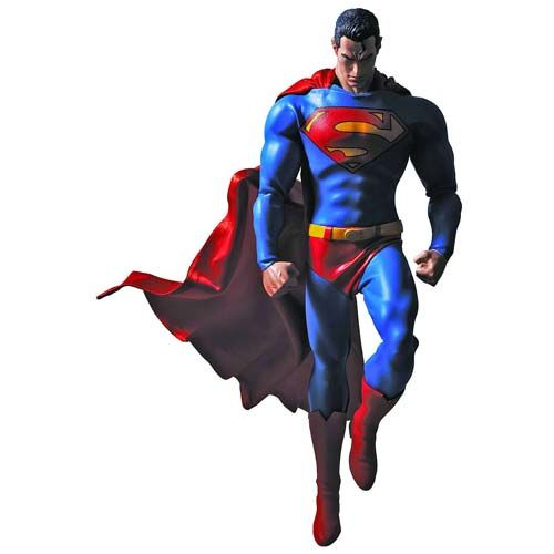 VERY COOL, BUT VERY EXPENSIVE!!  Batman Hush Superman Real Action Hero 1:6 Scale Figure - Medicom - Batman - Action Figures at Entertainment Earth