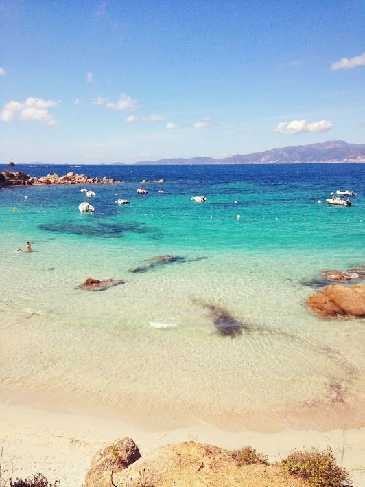 Mare E Sole, Coti-Chavari, Corse - Pictures by padoune www.onmyway.fr #corse #paradise #corsica #travel #island