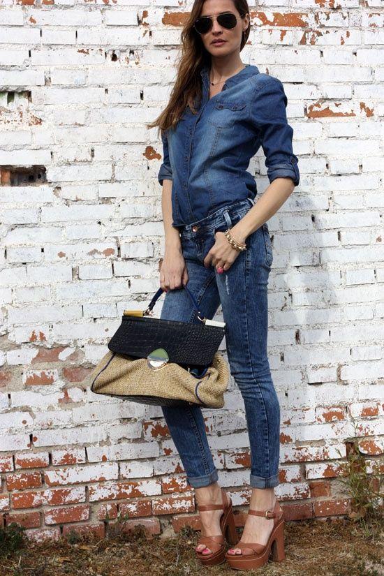 Street Style Obsession: Denim