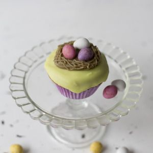 Sweet little Easter Egg Cupcakes