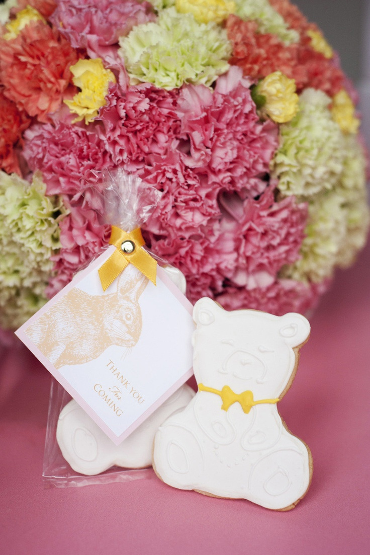 teddy bear favors for baby shower 116 best baby on the way images on pinterest desserts its a