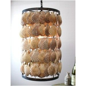 Amazing Seashells Pendant Light