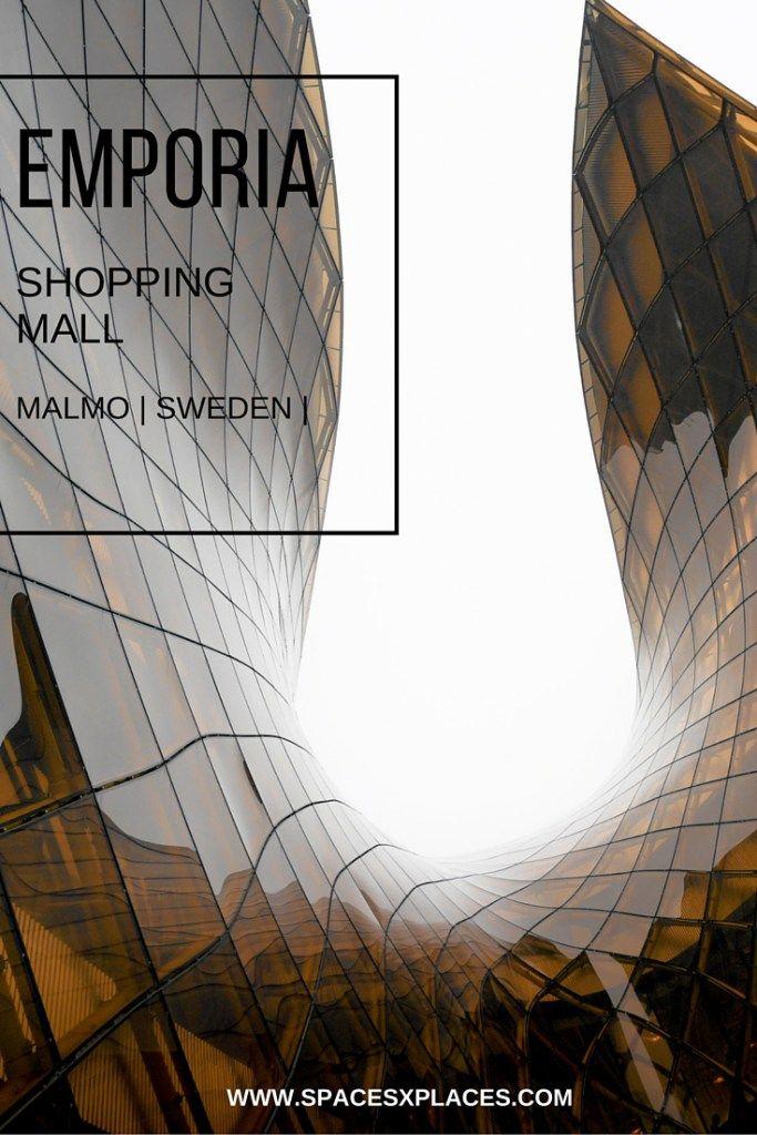 PIN IT Emporia shopping mall in Malmo, Sweden