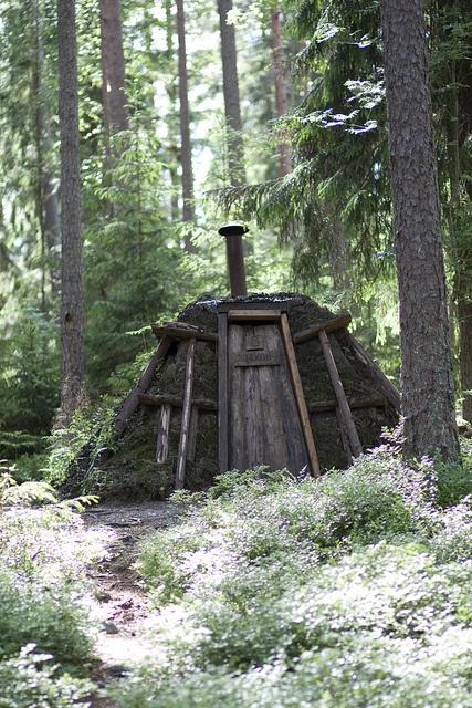 Kolarbyn shelter! even...