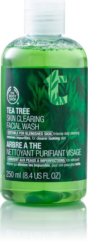 The Body Shop Tea Tree Skin Clearing Facial Wash Ulta.com - Cosmetics, Fragrance, Salon and Beauty Gifts