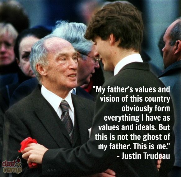 Family, Fatherhood, And Leadership From Pierre Trudeau to Justin - DadCAMP