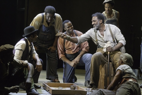 The Gershwins' Porgy and Bess Production Photos: Norm Lewis and Company