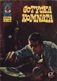"Seria ""Kapitan Żbik"" ""Gotycka komnata"""
