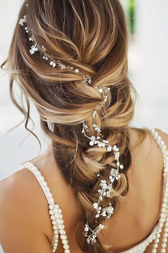 Die heißesten Brautjungfernfrisuren für kurzes und langes Haar Kofirmation   - JustinePape - #Brautjungfernfrisuren #die #für #Haar #h