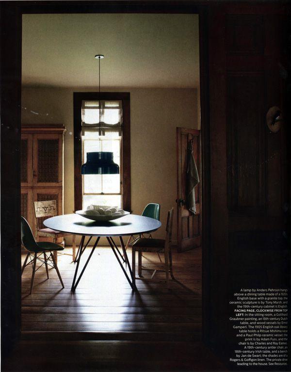 Elle Magazine June 2012: Elle Magazine, Shingle Style Homes