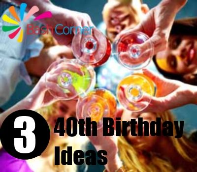 Awesome 40th Birthday Ideas Birthday Ideas Pinterest