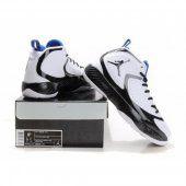 Air Jordan 2012 White Black Blue A15012