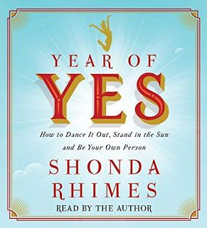 Canadian Bookworm: Year of Yes