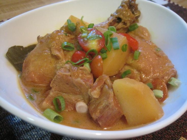 how to cook pork and chicken adobo