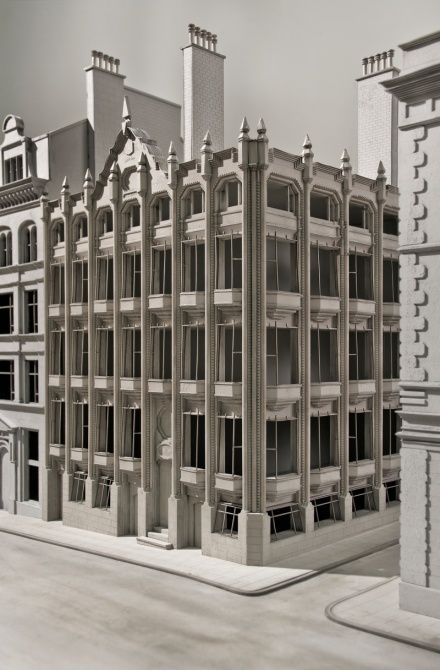 Archive :: Oriel Chambers