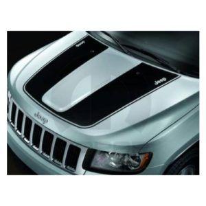 WK2 2011-2014 Jeep Grand Cherokee Mopar Hood Decal