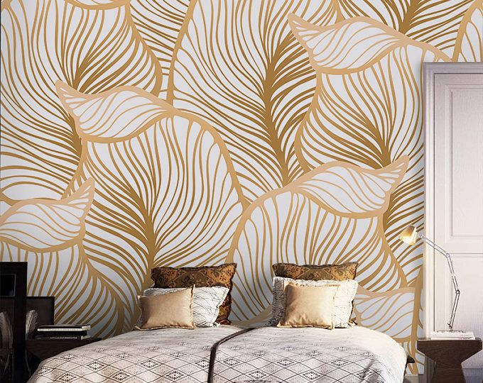 Removable Peel And Stick Wallpaper Grey Geode Agate Crystal Wallpaper Mural Removable Wallpaper Leaf Wallpaper Wall Wallpaper
