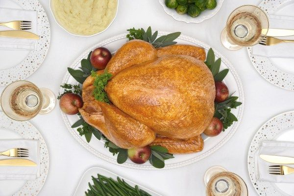 Entertain for the Holidays with Canadian Turkey
