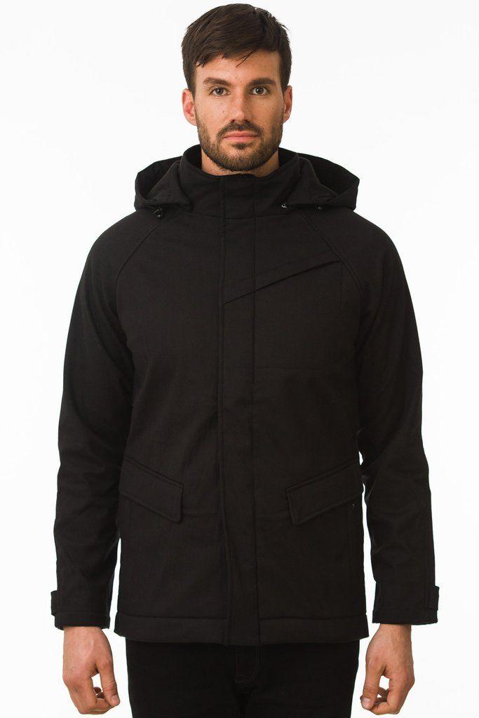 Commuter Jacket - One Man Outerwear | Waterproof Coats & Jackets