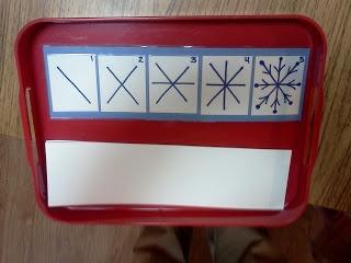 Montessori Design: winter