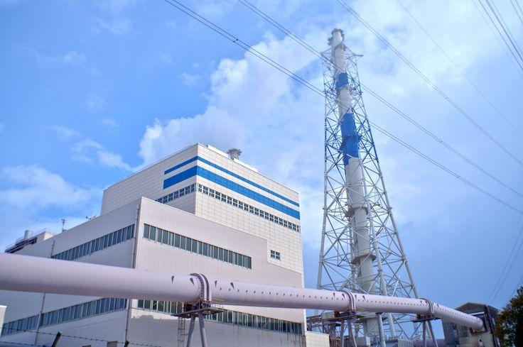 富山新港火力発電所