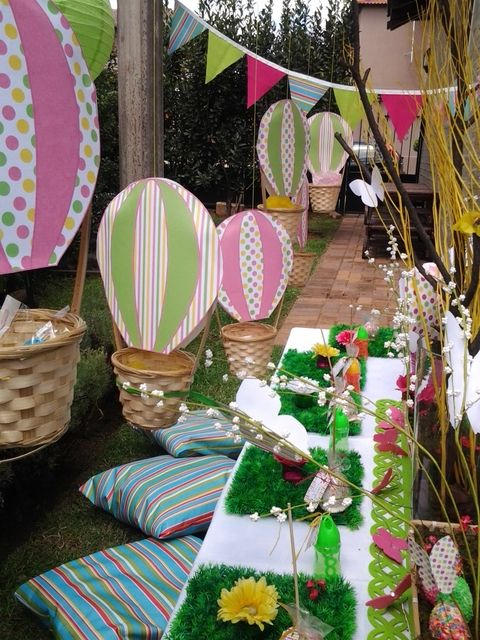 Magical garden adult carnival birthday party ideas gardens birthdays and birthday party ideas - Carnival theme party for adults ...