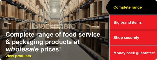 Our online store provide Australia broad and also sells a large range of coffee, docket books, disposable cups, plastic containers, takeaway food packaging, bathroom and also cleansing, washing chemicals as well as even more with over 300 items.