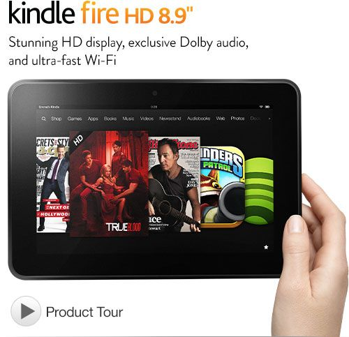 """>> Please click on pictures to go to Amazon Kindle Fire HD 8.9"""" tablet coupon codes"""