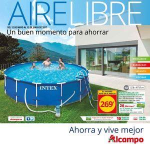 ➡Alcampo: AIRELIBRE - Un buen momento para ahorrar - Alcampo: AIRELIBRE - Un buen momento para ahorrar  ➡ Ver Catalogo