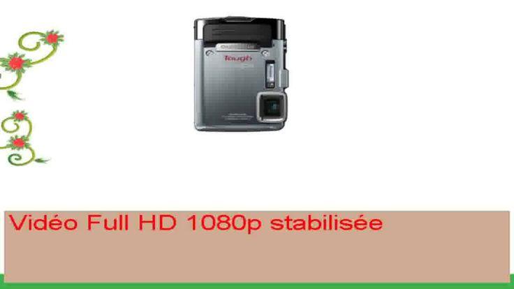 awesome Olympus Stylus TG830 Appareil photo numérique 16 Mpix ToutTerrain Etanche 10m GPS Silver