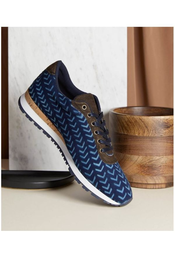 Umoja Lepi Indigo Weganskie Buty Sneakersy Shoes Sneakers Louis Vuitton