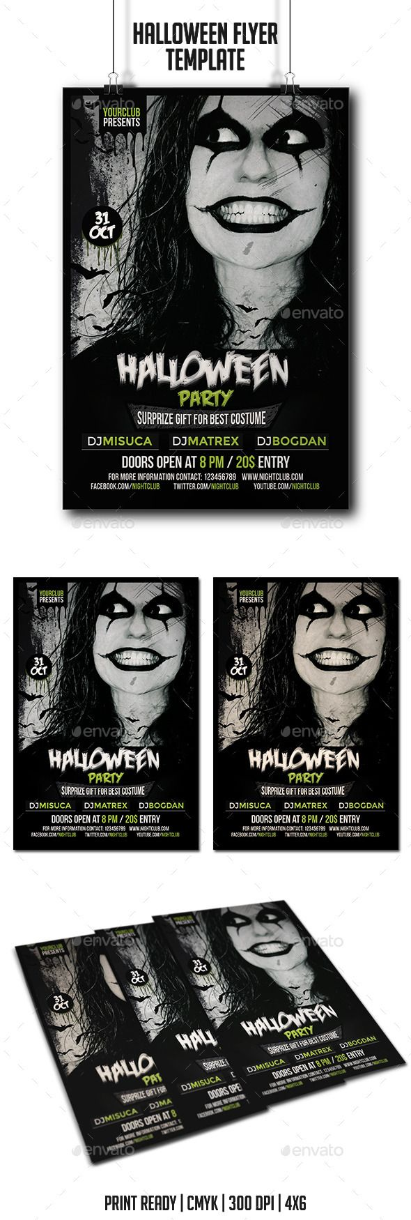 best 25 halloween party flyer ideas on pinterest flyers