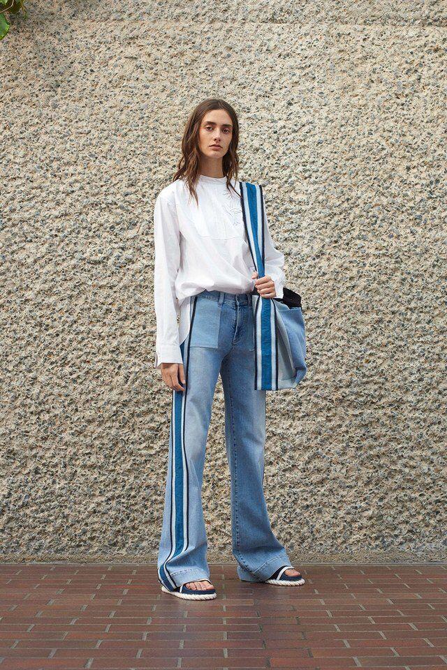 Victoria, Victoria Beckham - Spring 2017 Ready-to-Wear