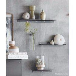 Roost Rialto Narrow Wall Shelves - Set Of 2