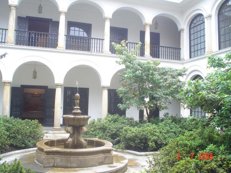 Bogotá, Patio de Casa de la Moneda