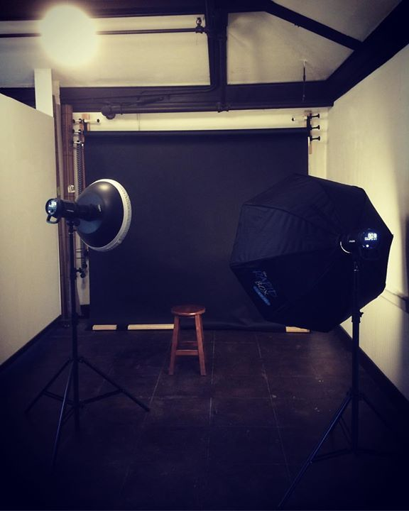 Hey #photographers!!! Looking for an affordable lighting studio with lights to rent for your next project?? This space with black or white backdrops and 2 B1 profoto lights with stands is now available for hourly rent. DM or email me through my website for details. #jailhousestudios #innerseportland #photo #lighting #studio #portrait #commercial #professional.