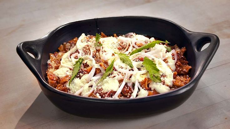 Rick bayless, Chilaquiles recipe and Easy chilaquiles recipe on ...