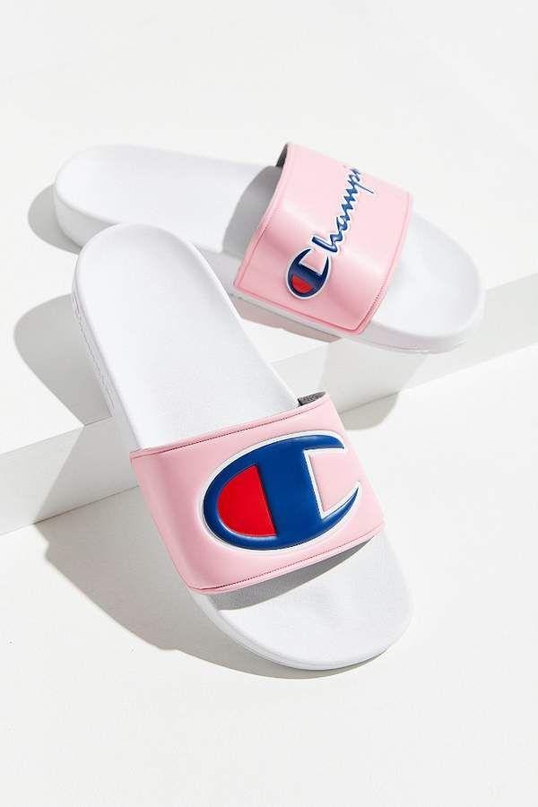 4c46595d983 Champion Monogram Slide Sandal in 2019