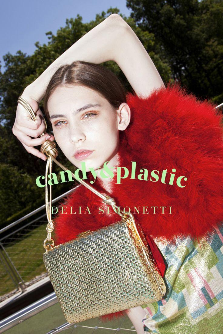 Delia Simonetti for CANDY&PLASTIC