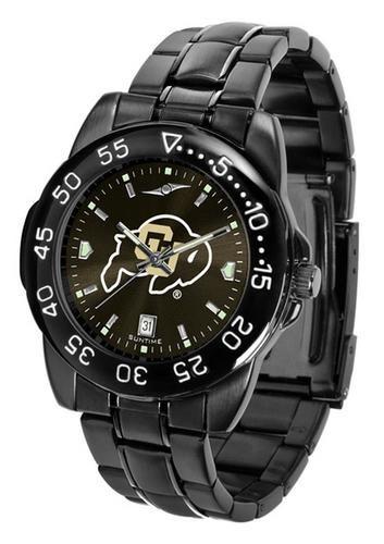 University of Colorado Buffaloes Watch Fantom AnoChrome Men's Watch