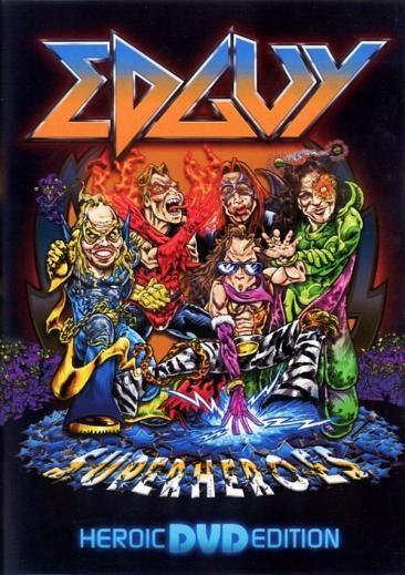 Superheroes 2005 DVD