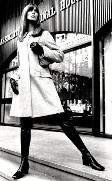 Sydney department store Mark Foy's 1968