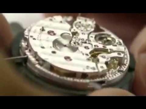 Proses Pembuatan Jam Tangan Mewah - YouTube