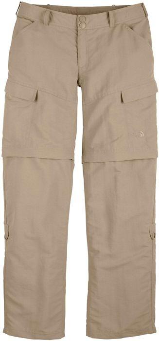 The North Face PARAMOUNT PEAK Pants Convertible Women's: Beige