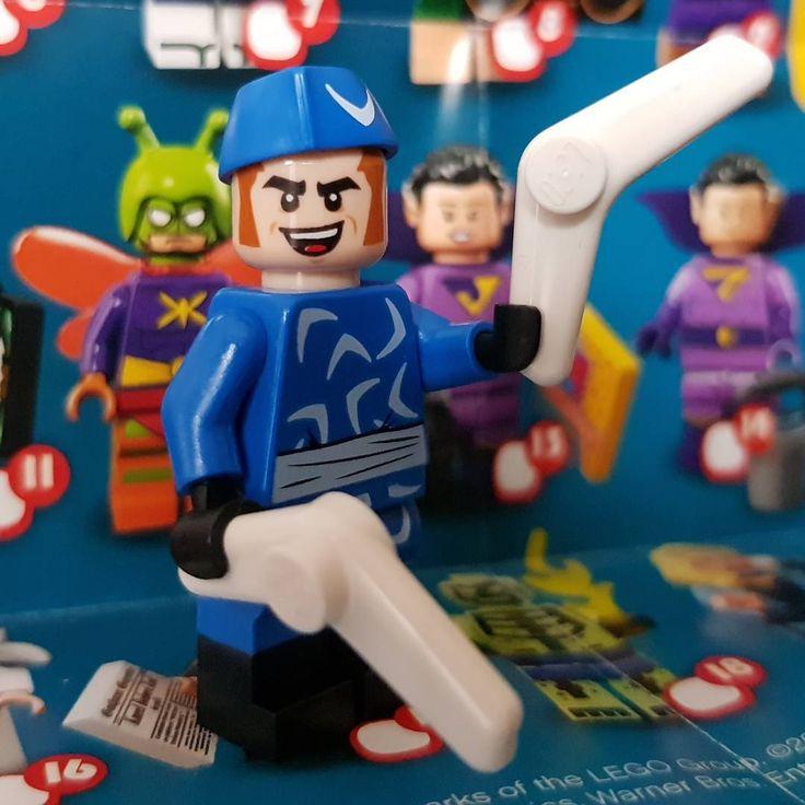 Newest minifigure for the collection - Captain Boomerang from the Lego Batman Movie. #lego #legostagram #legoworld #legocollection #legomania #legogram #instalego #afol #legophoto #legophotography #minifigure #minifigures #minifigs #legominifigures #legobatman #legobatmanmovie #legobatmanminifigures #captainboomerang #batman #toys #toystagram #toyphotography #legodc #legodcsuperheroes #dc #DCcomics #dcuniverse