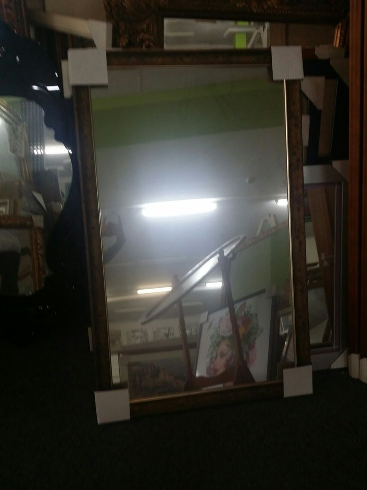 Mirrors 6 days framing