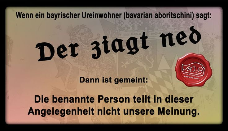 Dees is hoid: buisness boarisch - http://www.mvb-ev.de/allgemein/dees-is-hoid-buisness-boarisch/