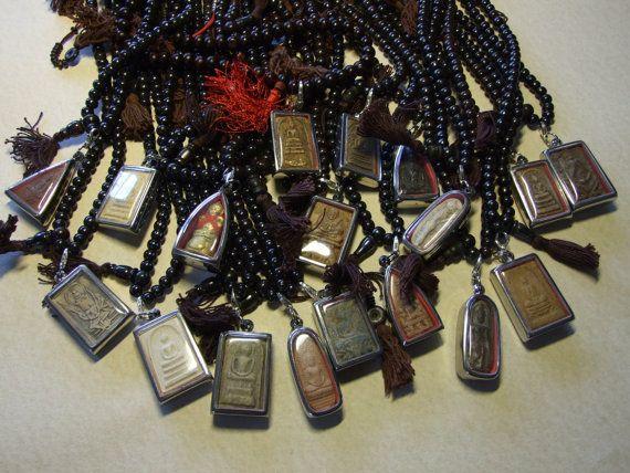 Mala 108 beads yak horn by SOULtoYOUjewelry on Etsy, kr399.00